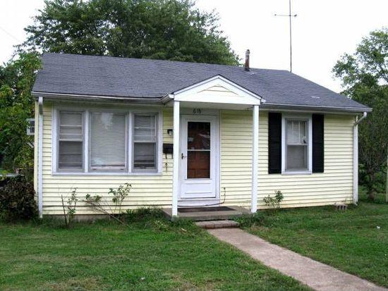 616 Brevard St, Franklin, KY 42134