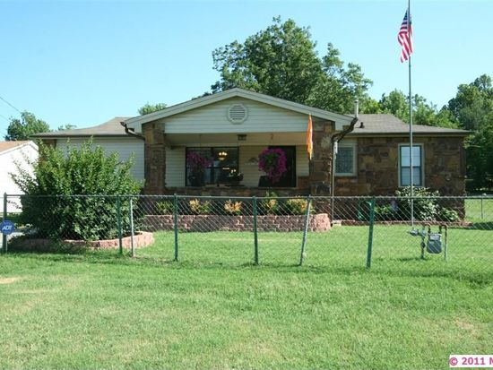 1109 W 4th St, Sand Springs, OK 74063