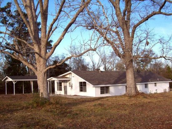 1242 Bouie Rd, Carriere, MS 39426