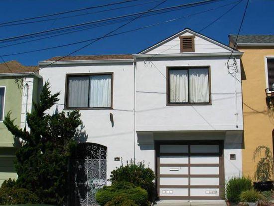 62 Ina Ct, San Francisco, CA 94112
