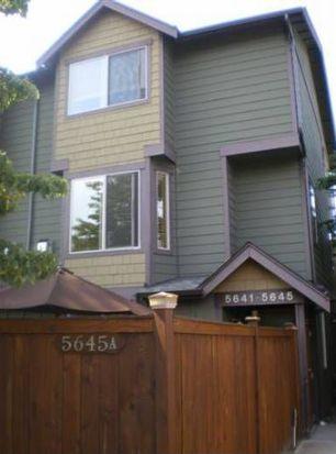 5645A California Ave SW, Seattle, WA 98136