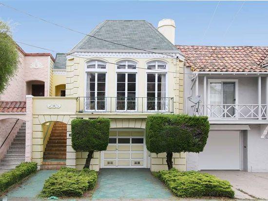 1875 17th Ave, San Francisco, CA 94122