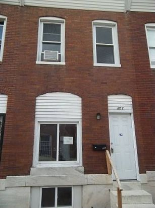 622 N Belnord Ave, Baltimore, MD 21205