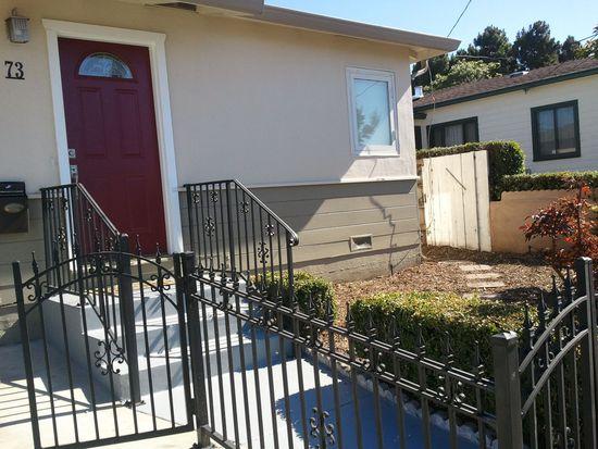 73 Atlantic Ave, San Bruno, CA 94066