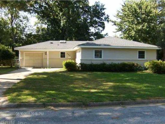 350 Eltham Ct, Hampton, VA 23669