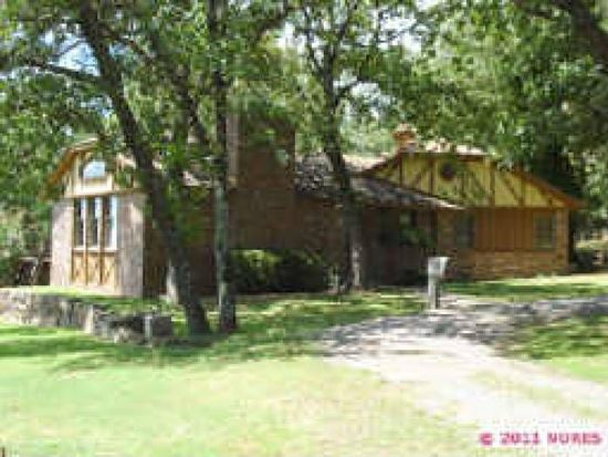 28503 S Ranch Ln, Park Hill, OK 74451