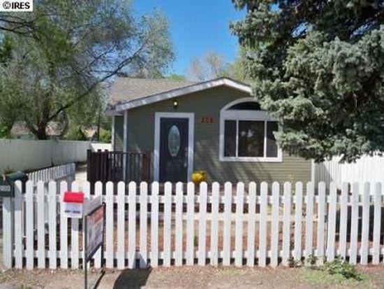208 E Lincoln Ave, Fort Collins, CO 80524