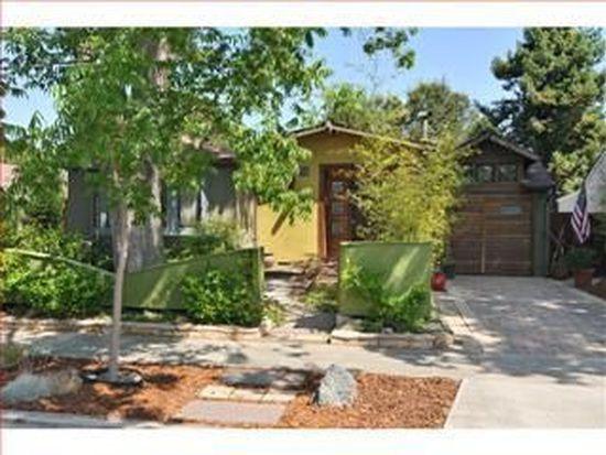 16 Athlone Way, Menlo Park, CA 94025