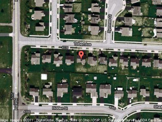 4587 Tolbert Ave, Grove City, OH 43123