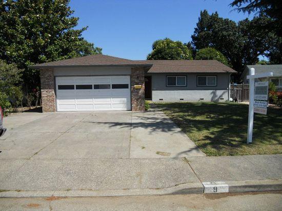 9 Saint Paul Cir, Novato, CA 94947
