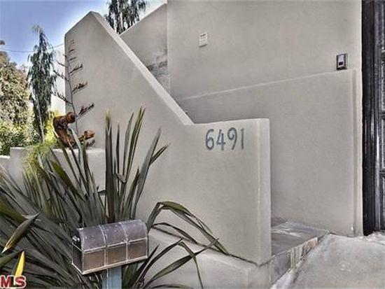 6491 Rodgerton Dr, Los Angeles, CA 90068