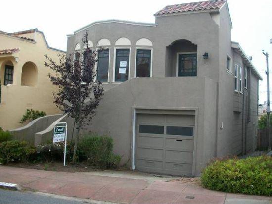2321 16th Ave, San Francisco, CA 94116