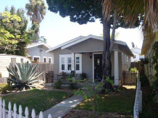 4665 35th St, San Diego, CA 92116