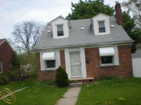 18100 Harlow St, Detroit, MI 48235