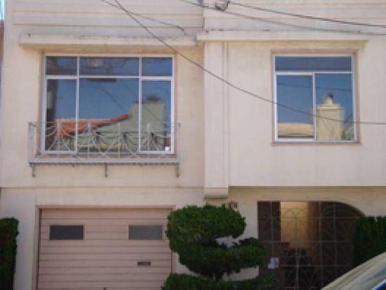 86 Scotia Ave, San Francisco, CA 94124