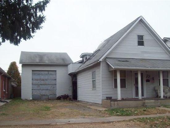 1721 Spruce St, Granite City, IL 62040
