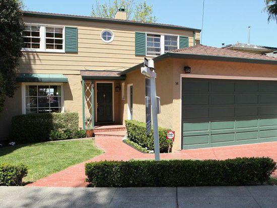 14 Sonia St, Oakland, CA 94618