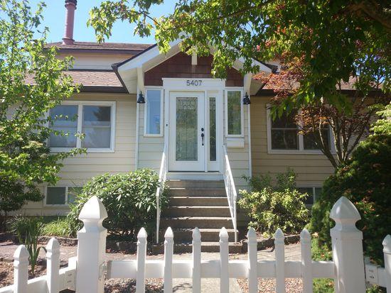 5407 45th Ave SW, Seattle, WA 98136