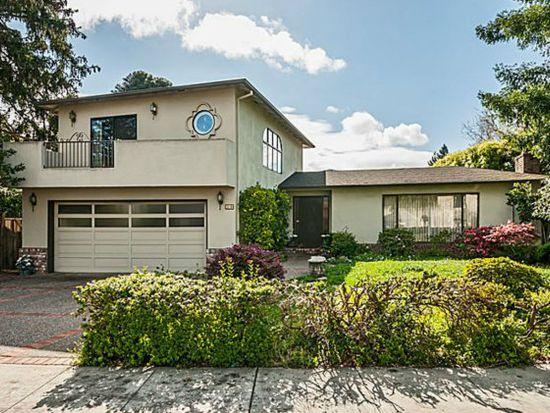39 De Sabla Rd, San Mateo, CA 94402