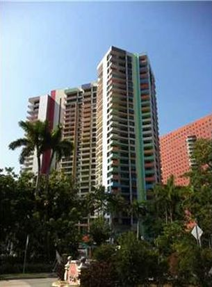 1581 Brickell Ave APT 407, Miami, FL 33129