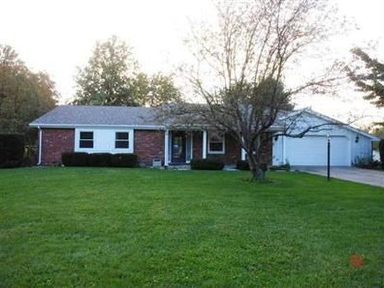 16 S Fairway Dr, Alexandria, IN 46001