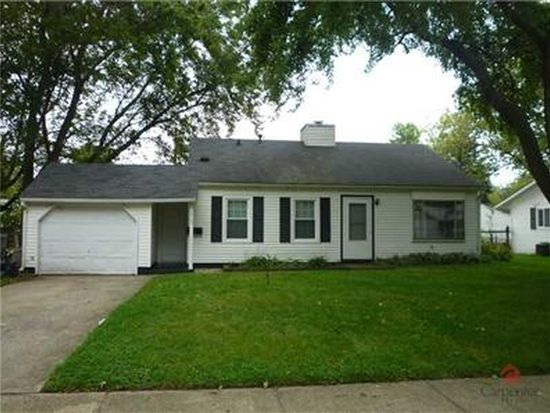 3133 Cossell Dr, Indianapolis, IN 46224