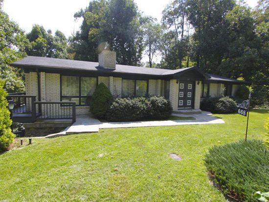 668 Dogwood Rd, Boone, NC 28607