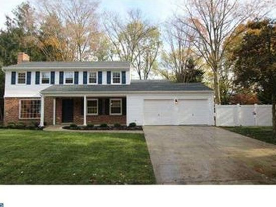 111 Old Orchard Rd, Cherry Hill, NJ 08003