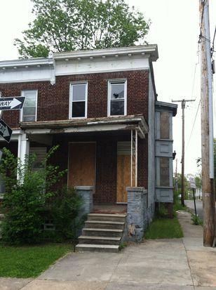 915 N Dukeland St, Baltimore, MD 21216