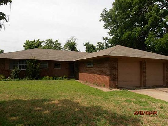 8738 Silver Creek Dr, Spencer, OK 73084