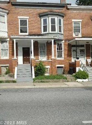 3409 Park Heights Ave, Baltimore, MD 21215