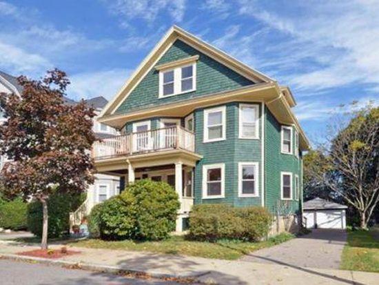 69 Bradfield Ave UNIT 1, Boston, MA 02131