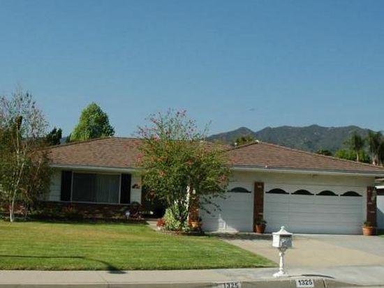 1325 E Comstock Ave, Glendora, CA 91741