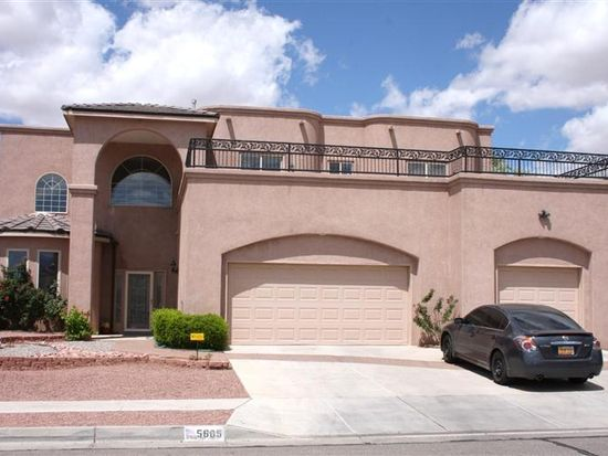 5605 Altima Pl NW, Albuquerque, NM 87120