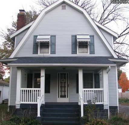 983 Frederick Blvd, Akron, OH 44320