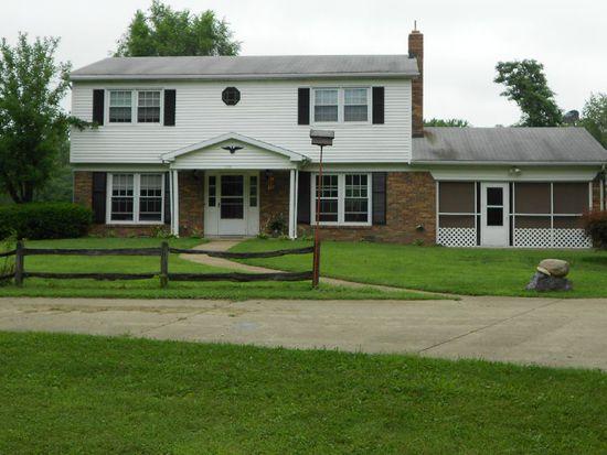 5150 E Old Fort Harrison Ave, Terre Haute, IN 47805