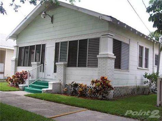 2424 Stuart St, Tampa, FL 33605