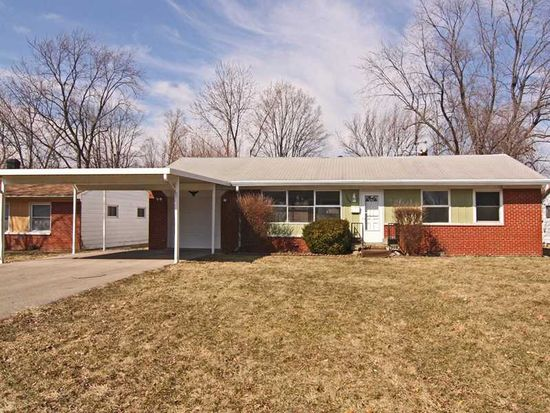 5864 E 45th St, Indianapolis, IN 46226