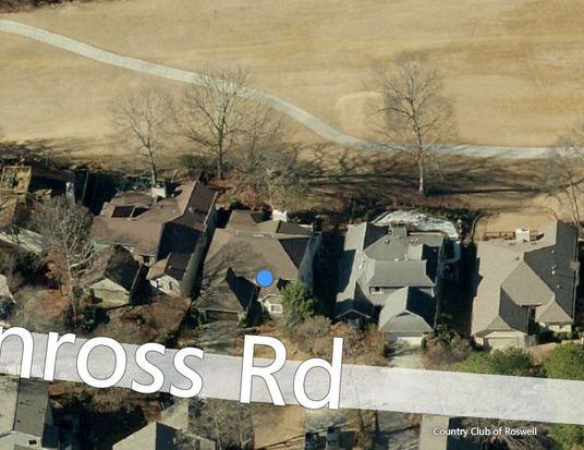 10130 Kinross Rd, Roswell, GA 30076