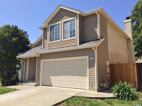 332 Ridgecrest Cir, Suisun City, CA 94585
