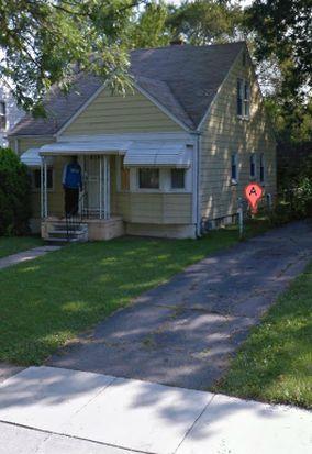 8106 Rosemont Ave, Detroit, MI 48228