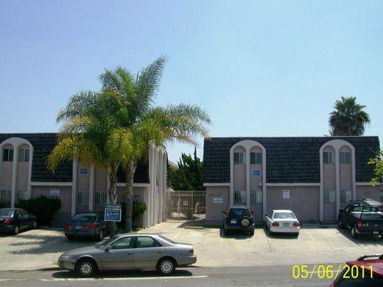 4515 35th St APT 7, San Diego, CA 92116