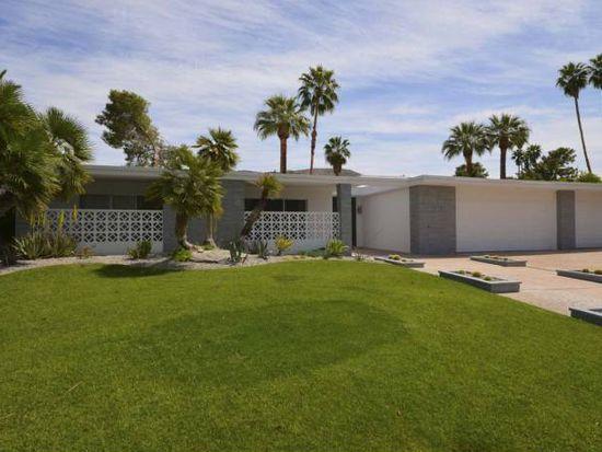 2472 S Alhambra Dr, Palm Springs, CA 92264