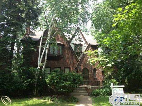18437 Parkside St, Detroit, MI 48221