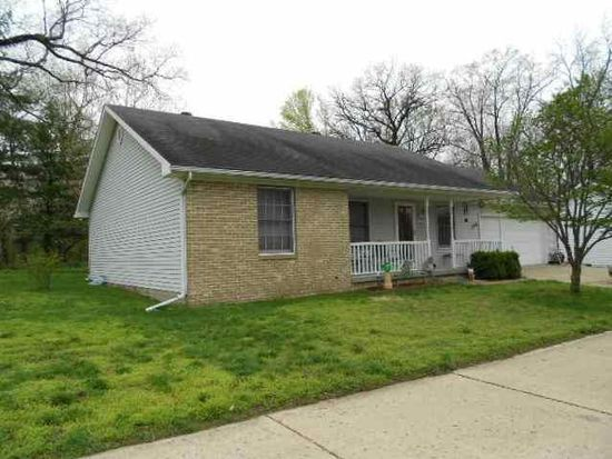 321 S Fruitridge Ave, Terre Haute, IN 47803