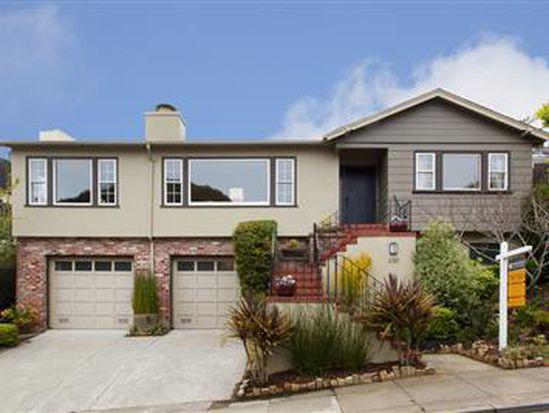 120 Fernwood Dr, San Francisco, CA 94127