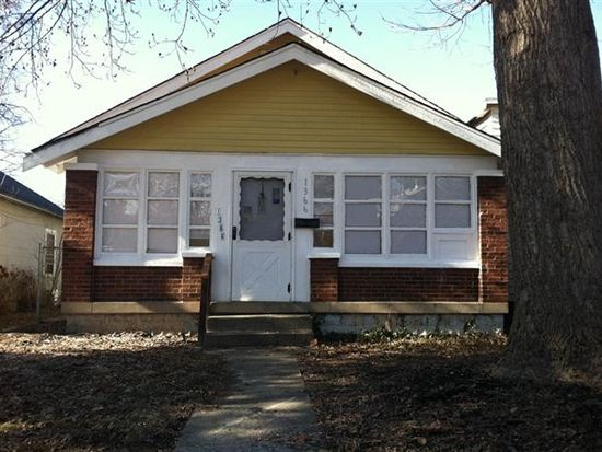 1366 N Kealing Ave, Indianapolis, IN 46201