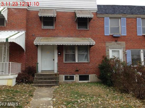 3666 Chesterfield Ave, Baltimore, MD 21213