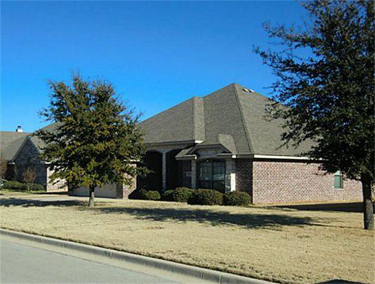 322 Wintergreen Ct, Weatherford, TX 76085