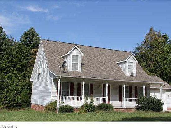 1855 Leigh Mountain Rd, Green Bay, VA 23942